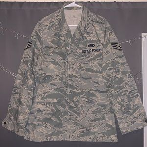 Other - Authentic US Air Force Jacket! 🤩🤩🤩